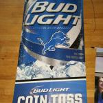 2015 bud light 2 sided lions banner-2x6-$15