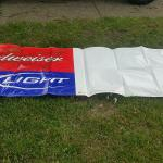 bud/bud light combo banner-3x10 or 2x3-$15