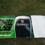 guiness st. patrics day banner- 3x6-$10