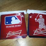 2015 bud mlb pennants-40'-$10