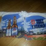 labatt who's your tiger pennants-20'-$10