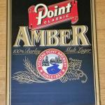 point brewing co amber- 21x14-$5