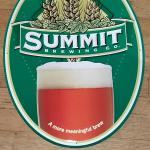 summit brewing co tin sign-21x15-$10