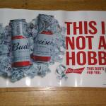 bud this is not a hobby fathead-24x12-$5