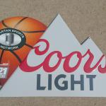 coors light spartan network tin-28x18-$20