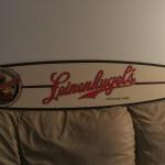 leinenkugel surfboard- two sizes- 46x10-$100- 23x6-$50