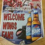 labatt farewell to the joe poster-28x22-$10