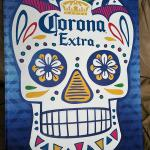 corona day of the dead tin-24x18-$30