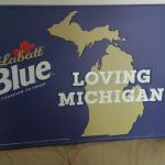 labatt michigan tin-24x18-$30