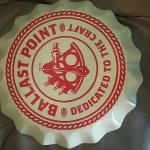 ballast point tin-18'- $25