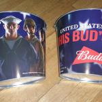 bud salutes the military bucket-$10