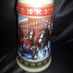 bud hometown holiday stein-$10
